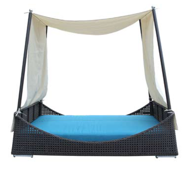 Alcanes Day Bed 020 Paradise front